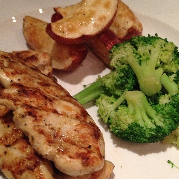 Grilled Chicken @ Seasons 52 Dallas