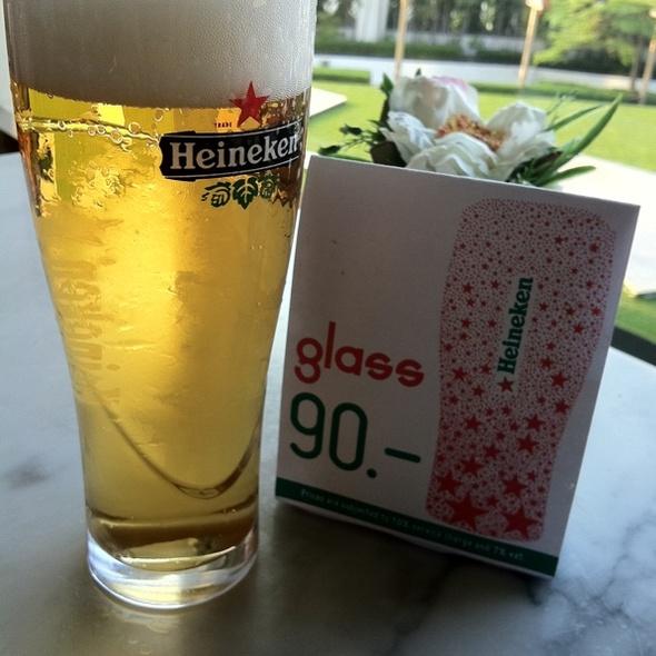 Heineken Draught Glass  @ Kalpapruek On First
