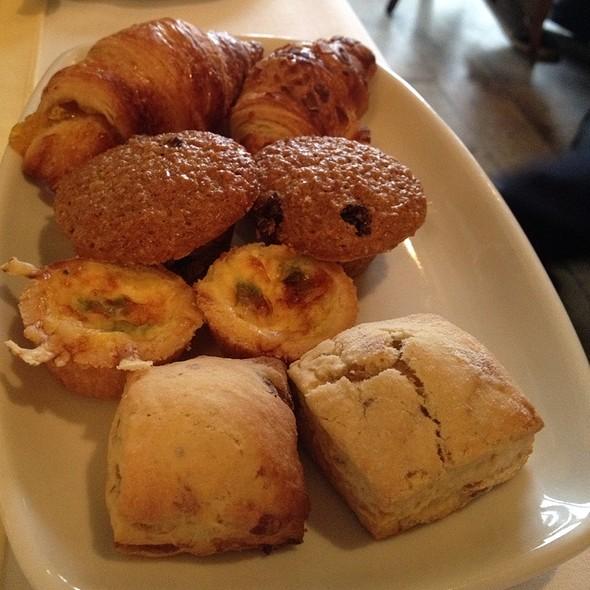 Assorted Pasteries - Inn on the Twenty, Jordan, ON