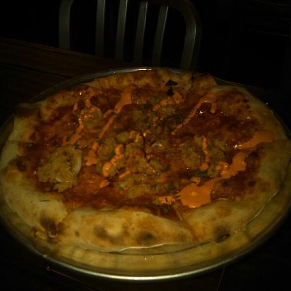 Jersey Shore Pizza @ Graffiato