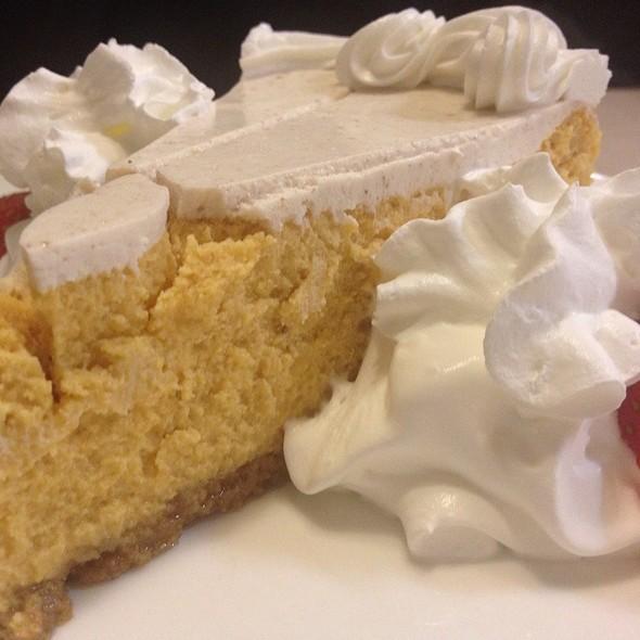 Pumpkin Cheesecake @ Big Joe's Cafe