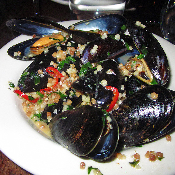 Cozze - Barbuto, New York, NY