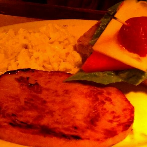 Egg Whites & Honey Baked Ham - Damon's Steakhouse, Glendale, CA