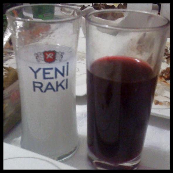 Raki & Salgam Suyu