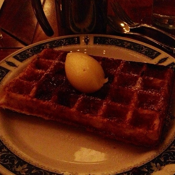 Waffle @ The Publican