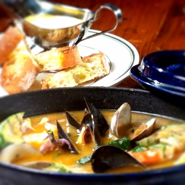 Bouillabaisse With Pernod Broth - Miramar, Highwood, IL