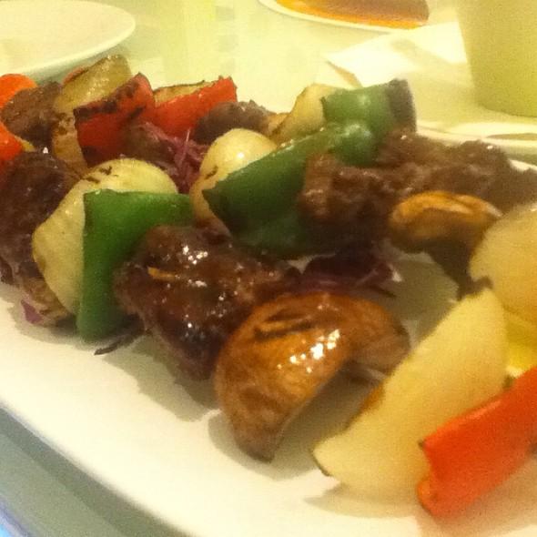 Beef Shish Kebabs