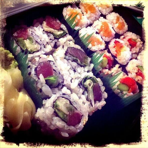 Sushi Rolls - Sushiko - Chevy Chase, Chevy Chase, MD