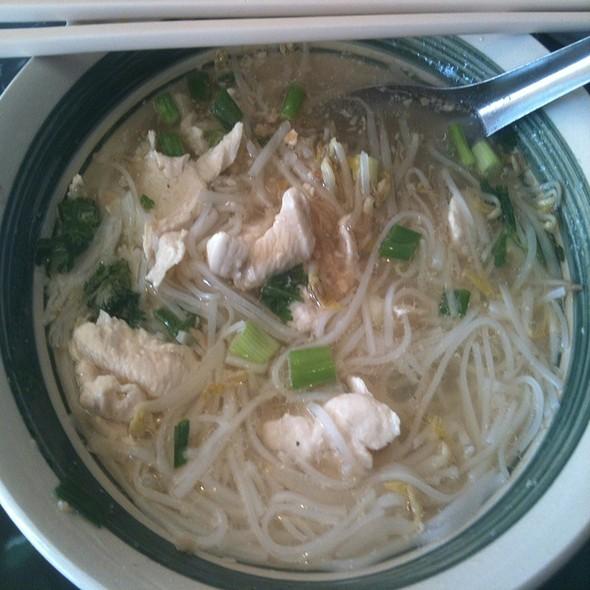 Chicken Noodle Soup @ Vieng Thai 2000