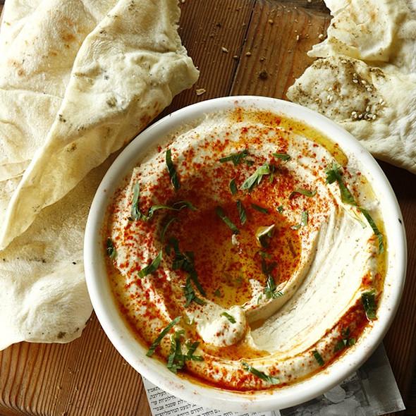 Hummus Tahini @ Zahav