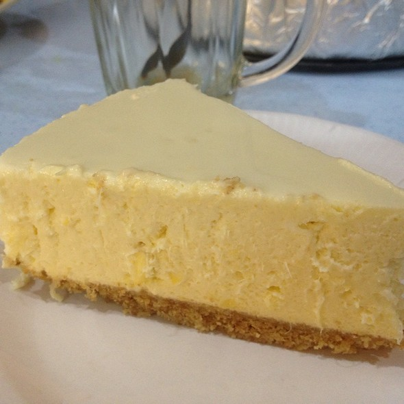 Musang King Durian Cheesecake @ Sikamat
