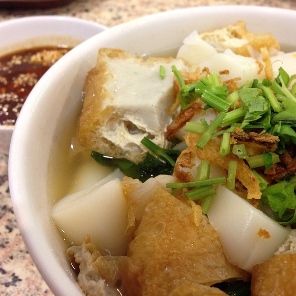 Yong Tau Foo @ Food Hall At Sogo Mall