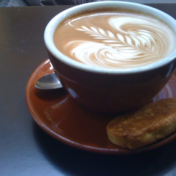 Mocha @ Comet Coffee