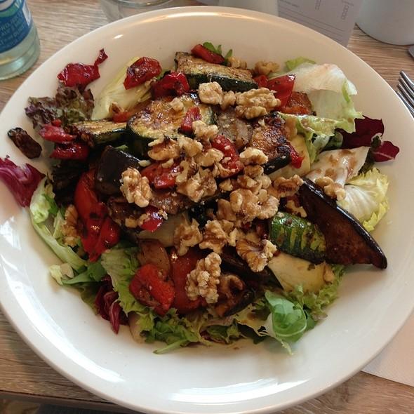 Grilled Veggies Salad Veganized @ dean&david