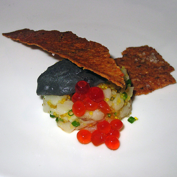 Sable Tartare - Degustation, New York, NY