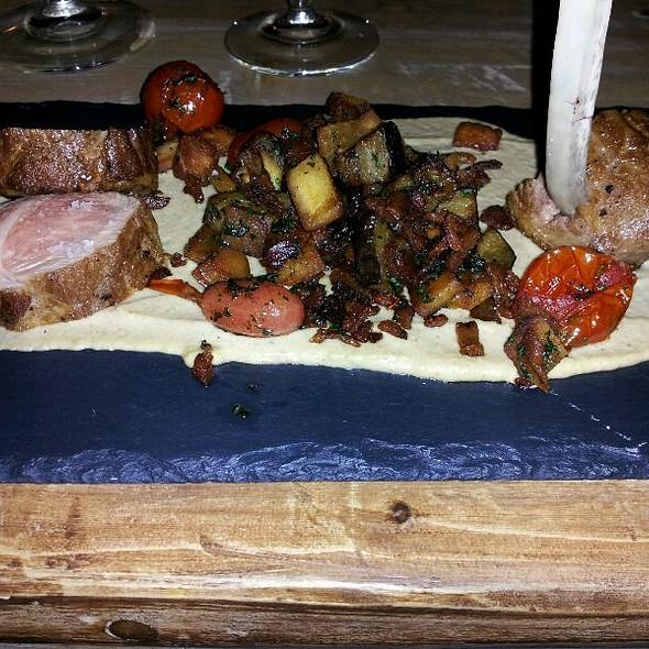 Lamb @ c. 1880 | Restaurant