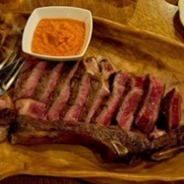 Ribeye Steak @ Tertulia