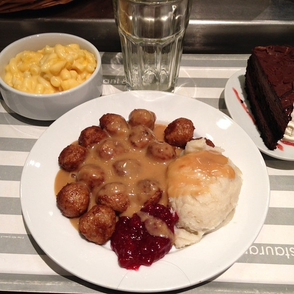 IKEA Swedish Meatballs @ IKEA Houston, TX