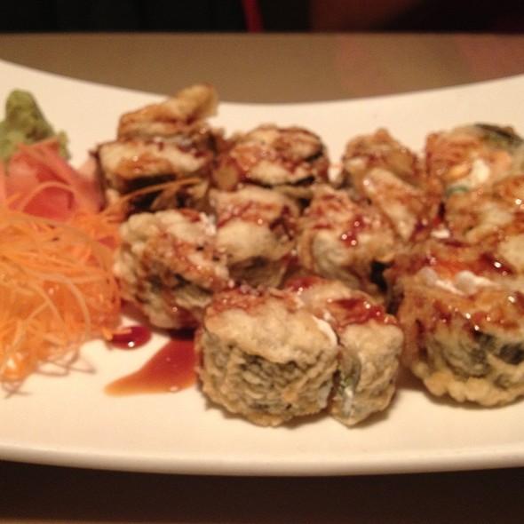 Jb Tempura Roll @ Home Thai Sushi Bar