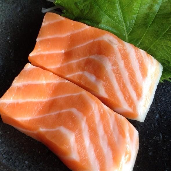 Salmon Sashimi - Sushi Ran, Sausalito, CA