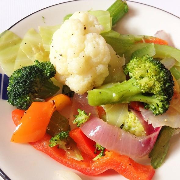 Assorted Vegetables - Blueacre Seafood, Seattle, WA