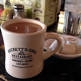 Coffee - Puckett's Historic Downtown Franklin, Franklin, TN