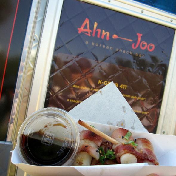 Robata Skewers @ Ahn Joo Korean Snack Bar