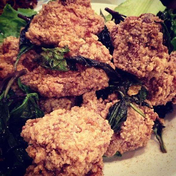 Salt And Pepper Chicken @ Asian Legend Inc