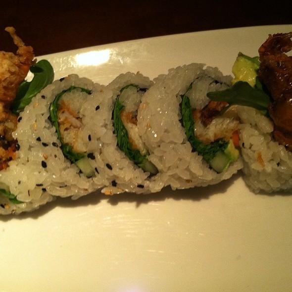 Spyder Sushi Roll - Embers, Cincinnati, OH