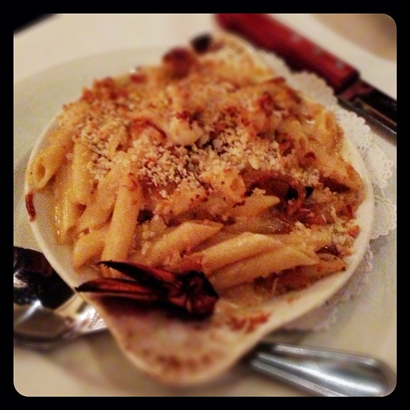 Mac and Cheese @ Hyde Park Steakhouse
