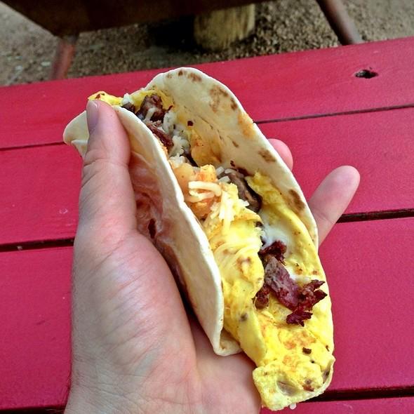 The Wrangler Taco @ Torchy's Tacos