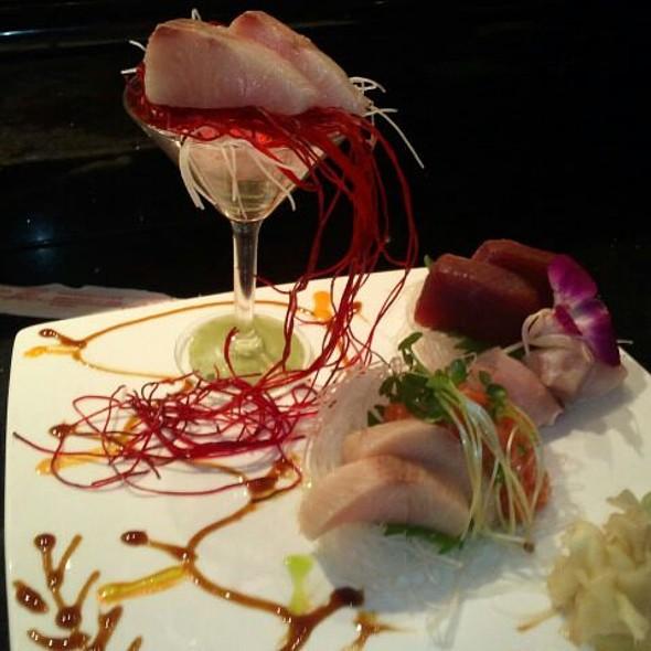 Combination Sashimi Dinner @ Kobe Japan Restaurant