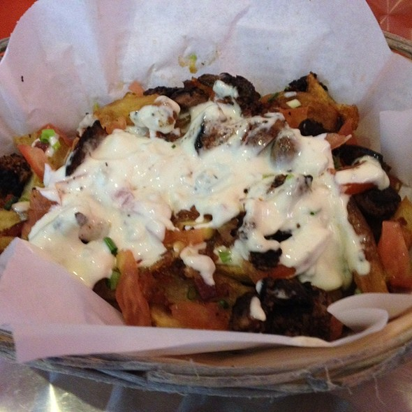 Dirty Fries @ Charlie's Grind & Grill Handcrafted Burgers