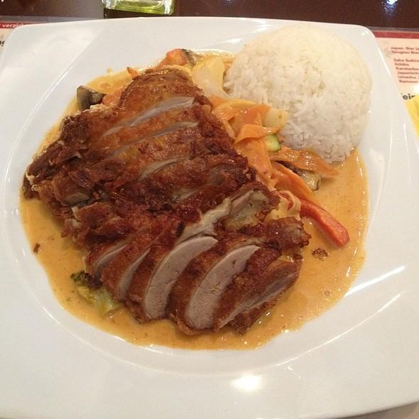 Ente In Kokos-Curry @ Miyo Asain Soulfood