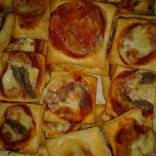 Pizzette Miste @ Ani's Home