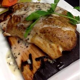 Cedar Plank Rockfish
