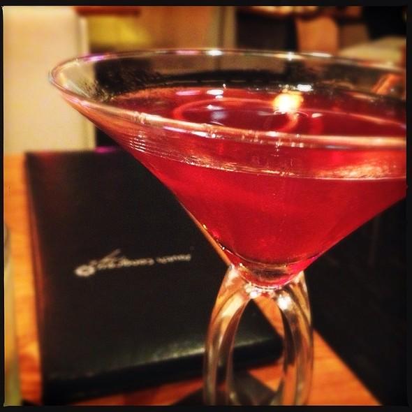 Pomegranite Martini