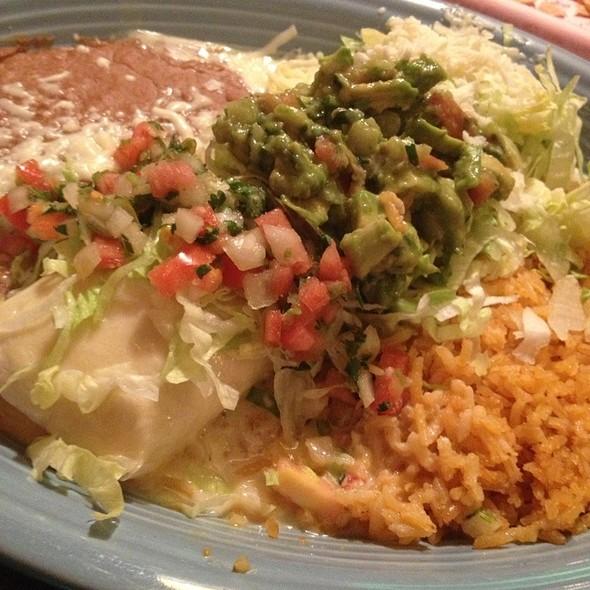 Burrito Mexicana @ Sergios
