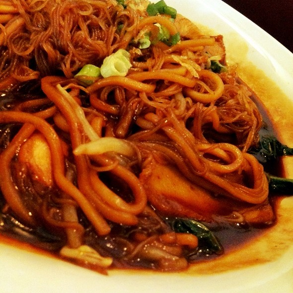 Hainanese Braised Noodles  @ GeorgeTown White Coffee