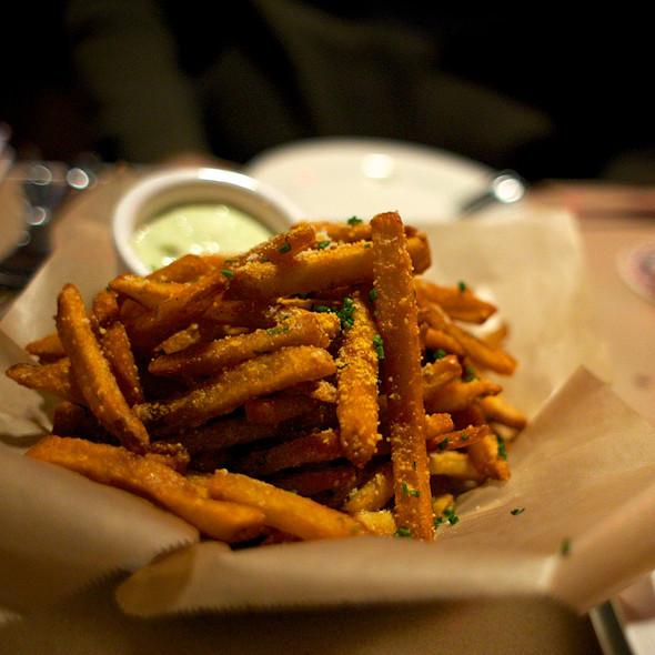 Vegas Fries @ Guy Fieri's American Kitchen And Bar