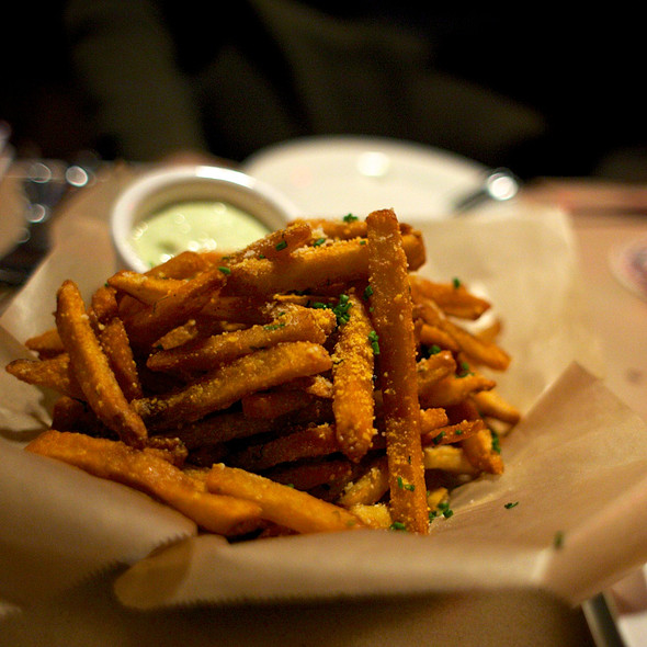 Vegas Fries @ Guy Fieri's American Kitchen And Bar