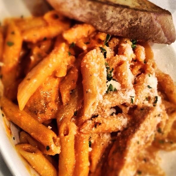 Penne Pasta with Grilled Chicken - Posh at The Scranton Club, Scranton, PA