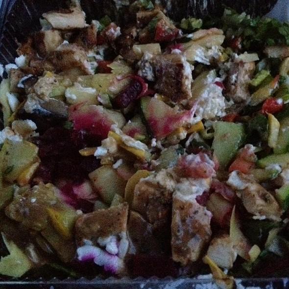 Chopped Vegetable Salad - Fanatico Italian Bistro, Jericho, NY