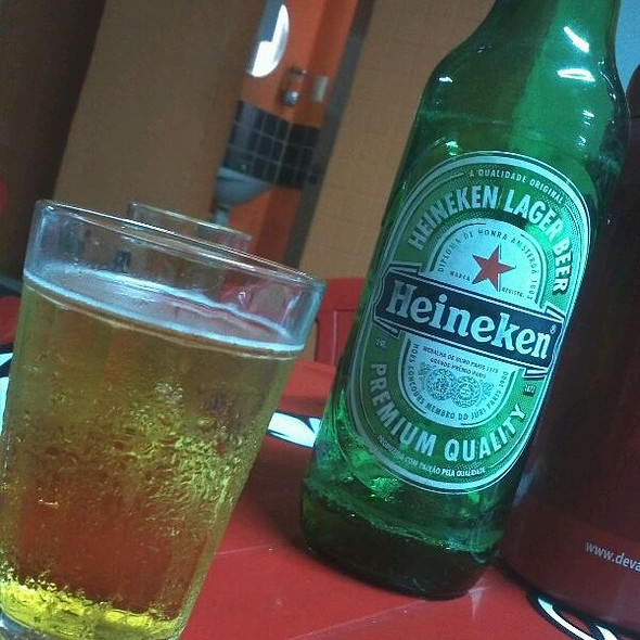 Heineken @ Bar Vermelhinho - Unicap