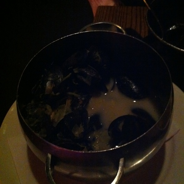 Mussels @ Monk's Cafe