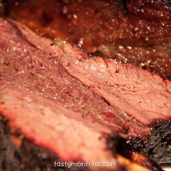 Smoked Beef Ribs - RUBS BBQ Américain, Montréal, QC