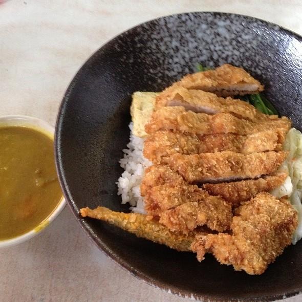 pork curry @ 太春小館