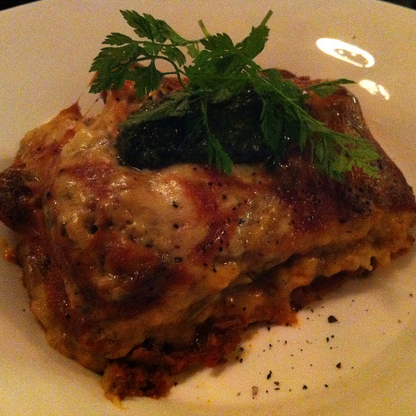 "Lulu's ""Leftovers"" Lasagne @ PS Cafe @ A.S.H Park"