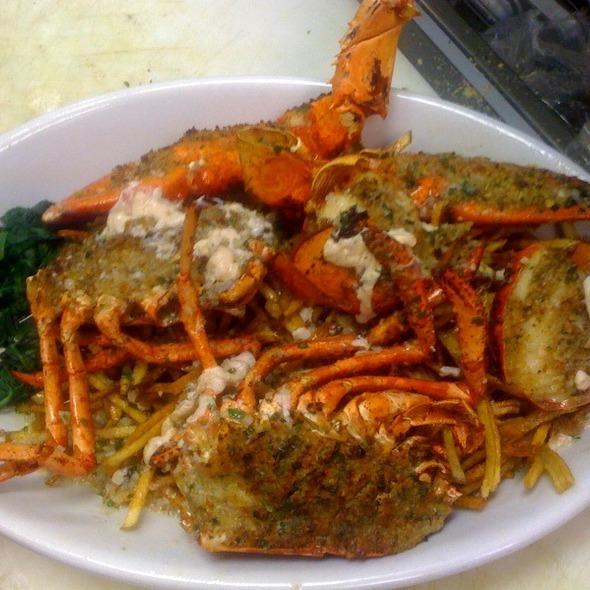 Lobster Christina @ Vittorio's Restaurant and Wine bar