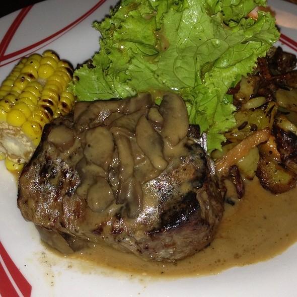 Tenderloin @ Yellow Cafe Langkawi